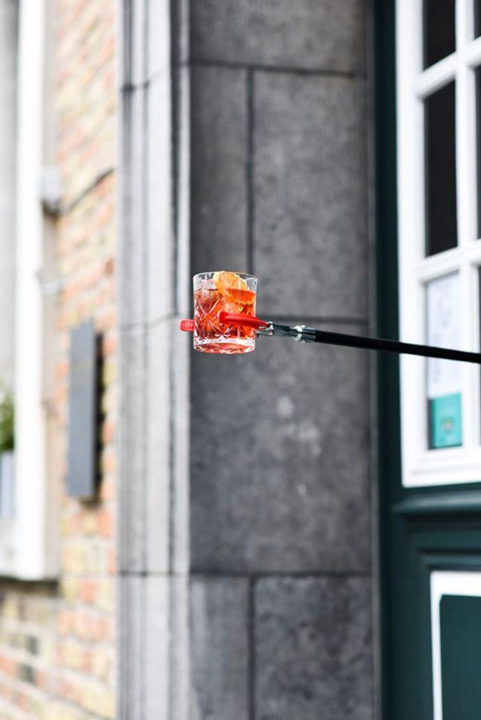 Cocktailbar Groot Vlaenderen start met een takeaway en delivery-service.