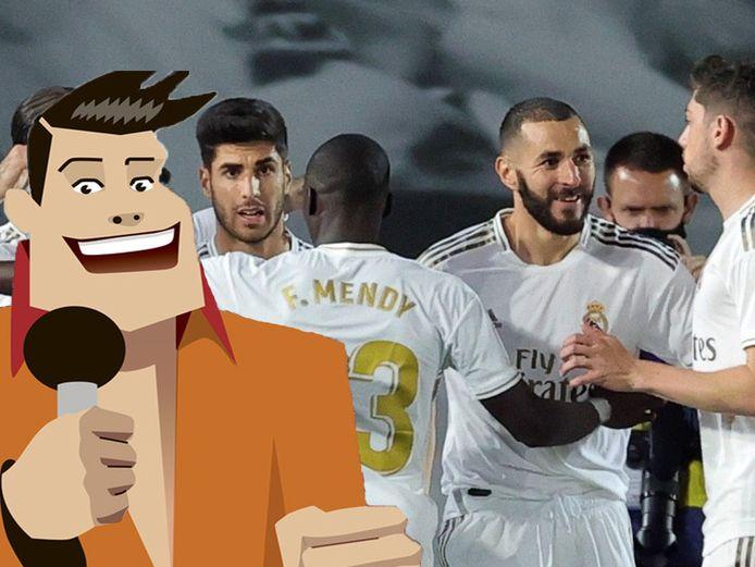 Real Madrid-quiz.