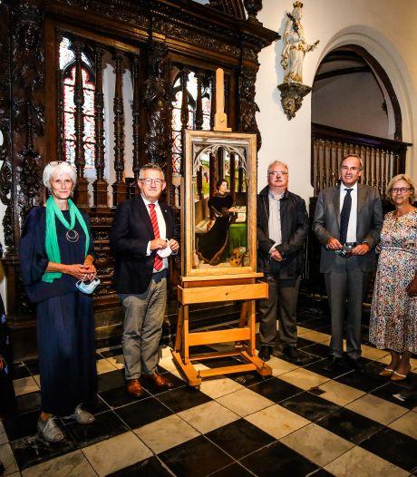 Prestigieus schilderij van Hans Memling keert dankzij Amerikaanse schenker terug naar Brugge
