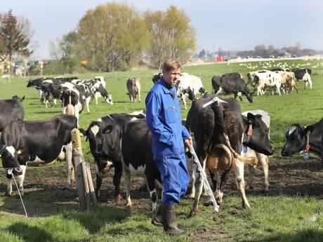 Boeren vrezen voor toekomst: 'Ik ben te jong om nu al te stoppen'