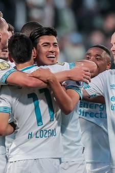 PSV maakt gehakt van ADO Den Haag, droomdebuut Gutiérrez