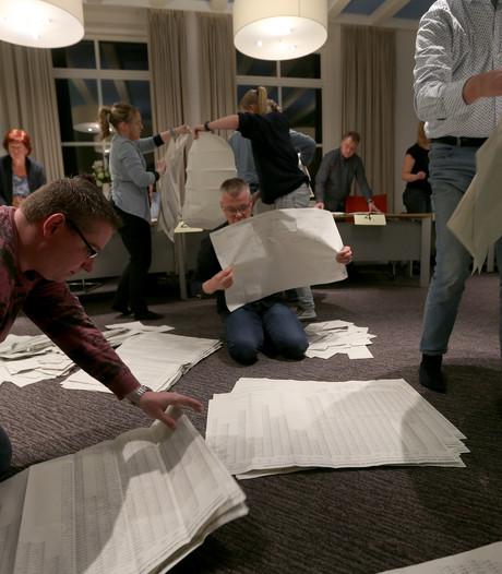 919 stembiljetten uit buitenland te laat binnen