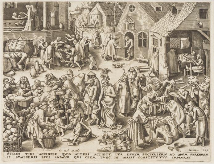 Charitas of de Liefde (1559).