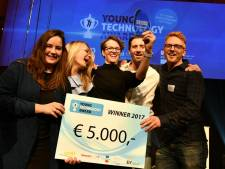 SwipeGuide wint Young Technology Award 2017
