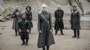 Vier mensen opgepakt na lek Game of Thrones