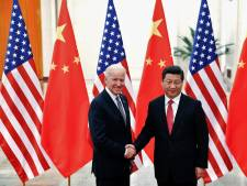 Le président chinois félicite Joe Biden