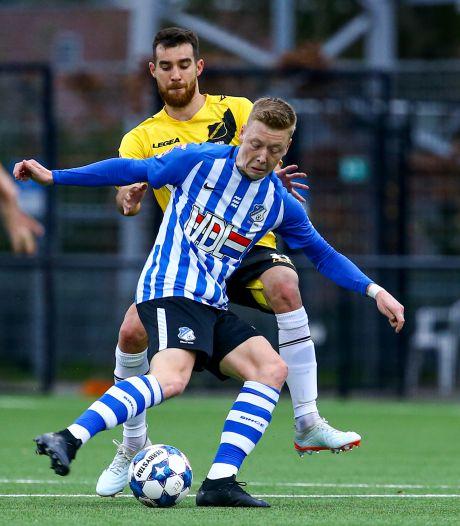 FC Eindhoven speelde tegen NAC het beste duel van het seizoen, maar laat de punten liggen