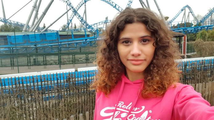 Blue Fire is de favoriete achtbaan van de Lelystadse Jessica de Jong