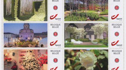Floraliën brengen eigen postzegel uit