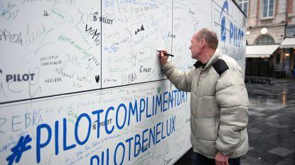 Leuvenaars schrijven twee bussen vol complimenten