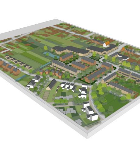 Cartografen sieren straatnaambordjes nieuwbouw voormalig Samarja Waalwijk