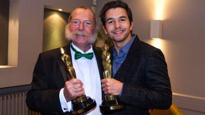 Matteo Simoni en Jos Tuts winnen de eerste 'Golden Hasselt Award'