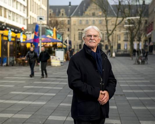 Intze Blaauw (68) uit Krimpen aan den IJssel