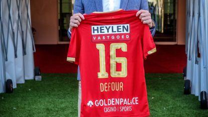 Antwerp pakt uit met vier transfers: Defour, Benson, Gano én Hoedt voorgesteld
