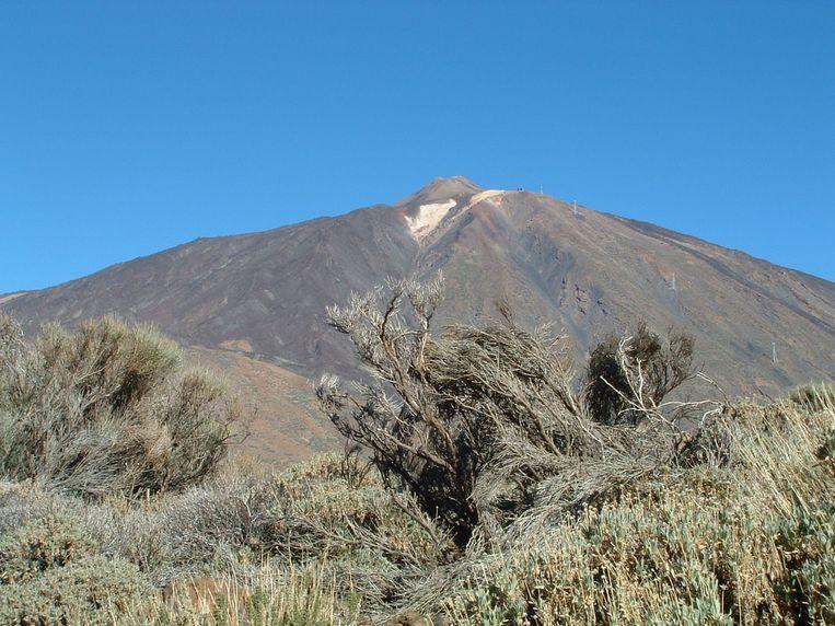 Vulkaan de Teide