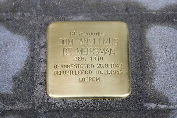 Struikelstenen zijn kasseivormige gedenksteentjes met koperen naamplaatje, die in het voetpad gemetst worden ter hoogte van de vroegere woonst van slachtoffers van WOII.