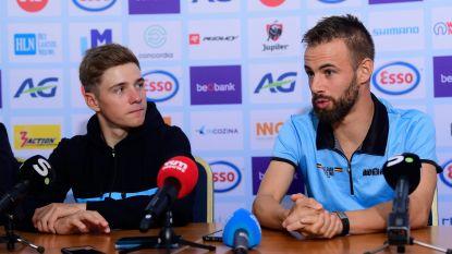 """""""We mikken altijd op twee medailles"""": bondscoach Verbrugghe rekent op Evenepoel en Campenaerts op WK tijdrijden"""