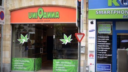 Leuven legt 'cannabiswinkels' aan banden