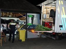 Hennepkwekerij opgerold  in Staphorst