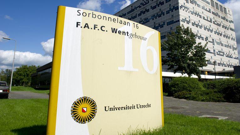 De Universiteit Utrecht kondigde al eerder aan dat een drietal studies zal verdwijnen. Beeld null