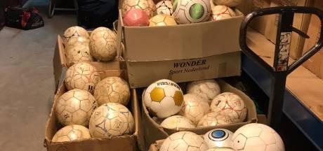 Nieuw leven voor doelloze doeltjes en zwervende ballen van VV Zundert