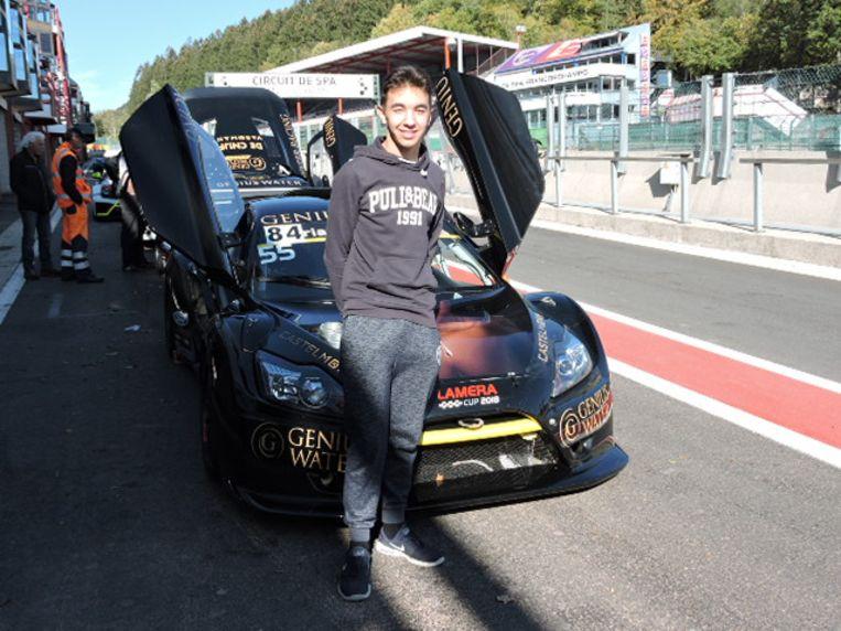 Nygel Verhaeren mag komend weekend racen in Portugal.