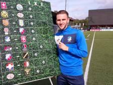 Branco van den Boomen toont zich uitstekend voorspeller: zes wedstrijden goed