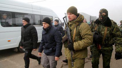 Oekraïne en Rusland werken aan nieuwe gevangenenruil