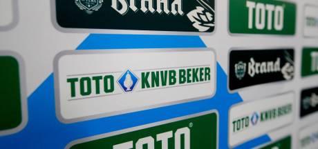 Loting KNVB-beker: Dongen neemt het op tegen Excelsior'31