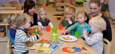 Kinderopvang steeds populairder onder werkende ouders