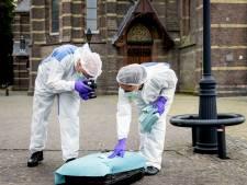 Geen reden voor extra zorgen, na poster en koffer bij Sint-Vitruskerk