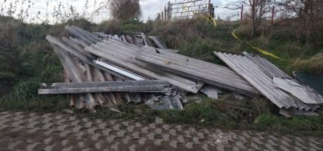 Amendement: 'Geen afvalbelasting op asbest'