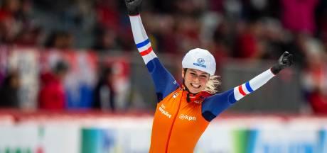 Wereldkampioene Irene Schouten terug naar marathons en natuurijs