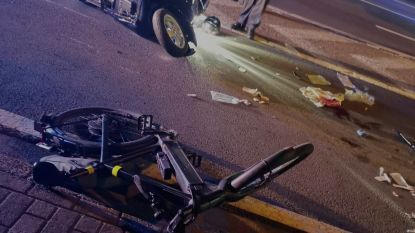 Bestuurder speed pedelec (52) zwaargewond na botsing met Vespa in Ekeren