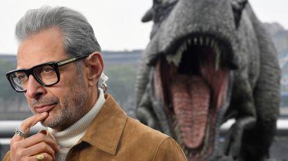 'Jurassic Park'-acteur Jeff Goldblum brengt jazzalbum uit