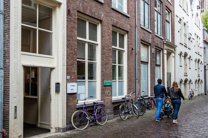 Daklozenopvang aan de Polstraat in Deventer