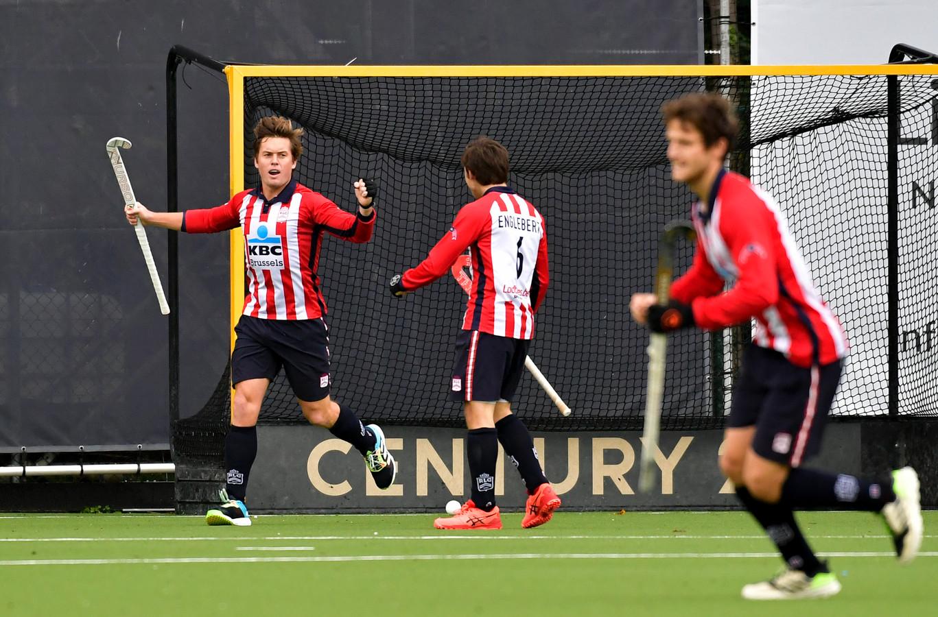 Tom Boon scoorde voor Léopold.