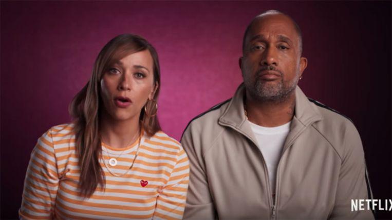 '#blackAF' Beeld Netflix