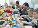 Gezond ontbijt zonder hagelslag mét de burgemeester van Berkelland