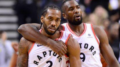 VIDEO. Sterke Leonard leidt Toronto Raptors naar 28ste zege van seizoen