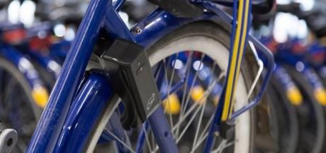 Honderd deelfietsen op dertien plekken in Den Bosch, maar ze komen wel trager