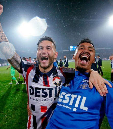 Willem II naar bekerfinale na penaltyreeks tegen AZ