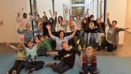 'Talententhuis' ontvangt 60 internen met open armen