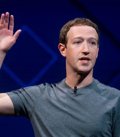 Mark Zuckerberg diep door het stof: Facebookproblemen gaan nog jaren duren