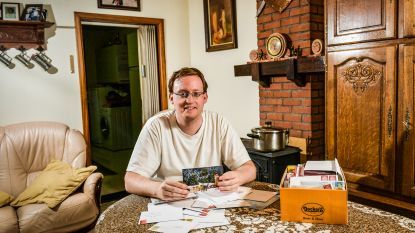 """Derek (29) beleeft toch nog prettige feestdagen dankzij kaartjes van lezers: """"Eenzaam sinds mijn vierde, maar wie weet wat 2019 brengt?"""""""