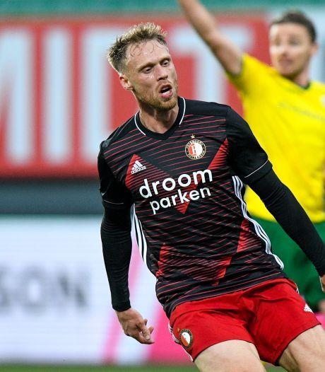 Jørgensen in tranen na supportersactie: 'Een van de mooiste momenten uit mijn leven'