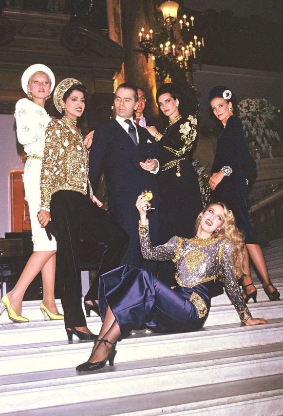 Chanel 1984.