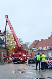Brand op zolder van woning Helmond, hennepkwekerij gevonden