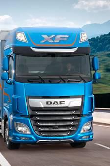 Nieuwe CF en XF trucks van DAF 'stuk zuiniger'