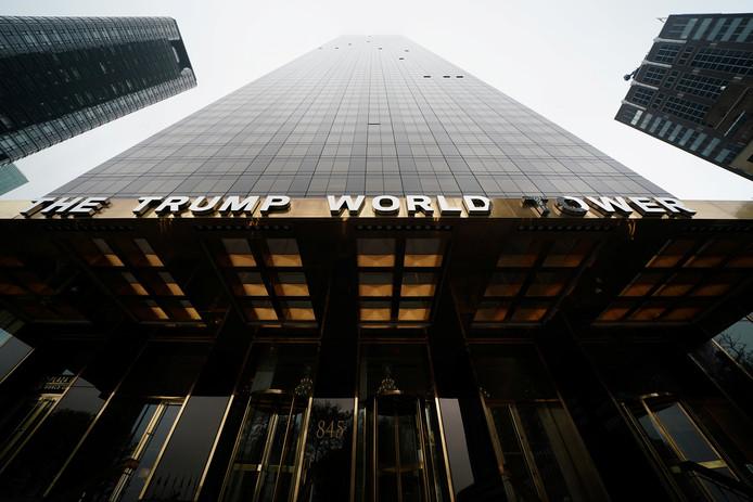 La Trump Tower a 36 ans.